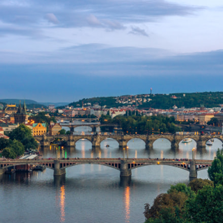 Prague's bridges