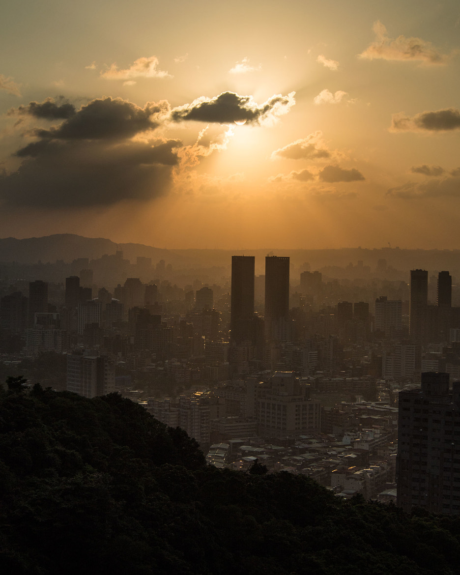 Photograph Taipei Sunset by Marcus Sgro on 500px