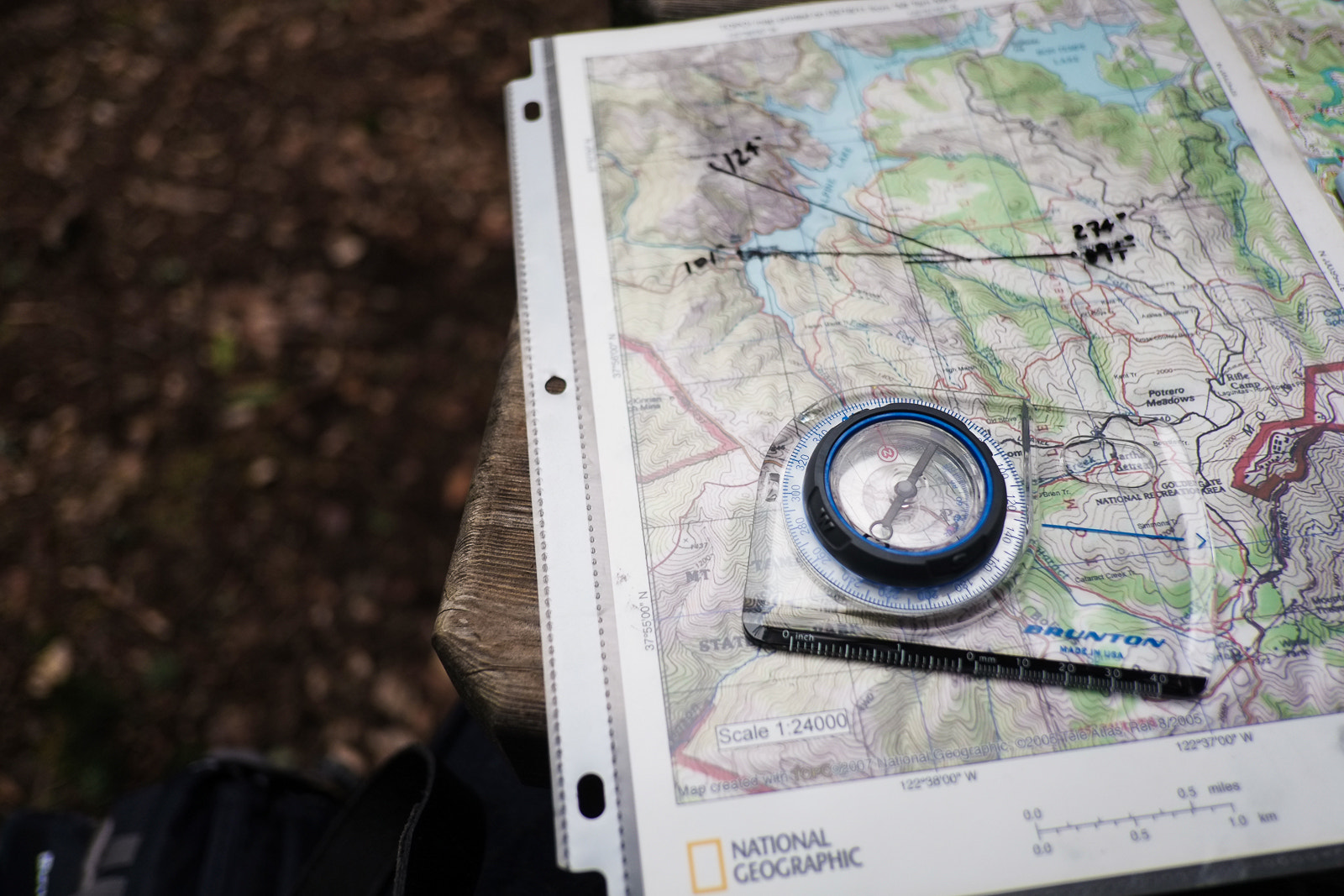 Photograph Navigation by Spencer Holtaway on 500px