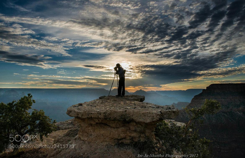 Photograph Grand Canyon Sunrise by Vaithi Shutthanandan on 500px