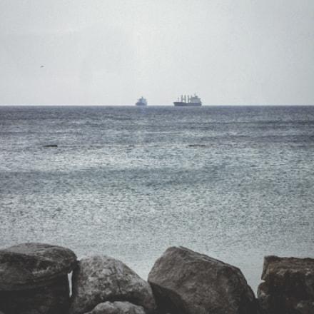 The sea in Tartus