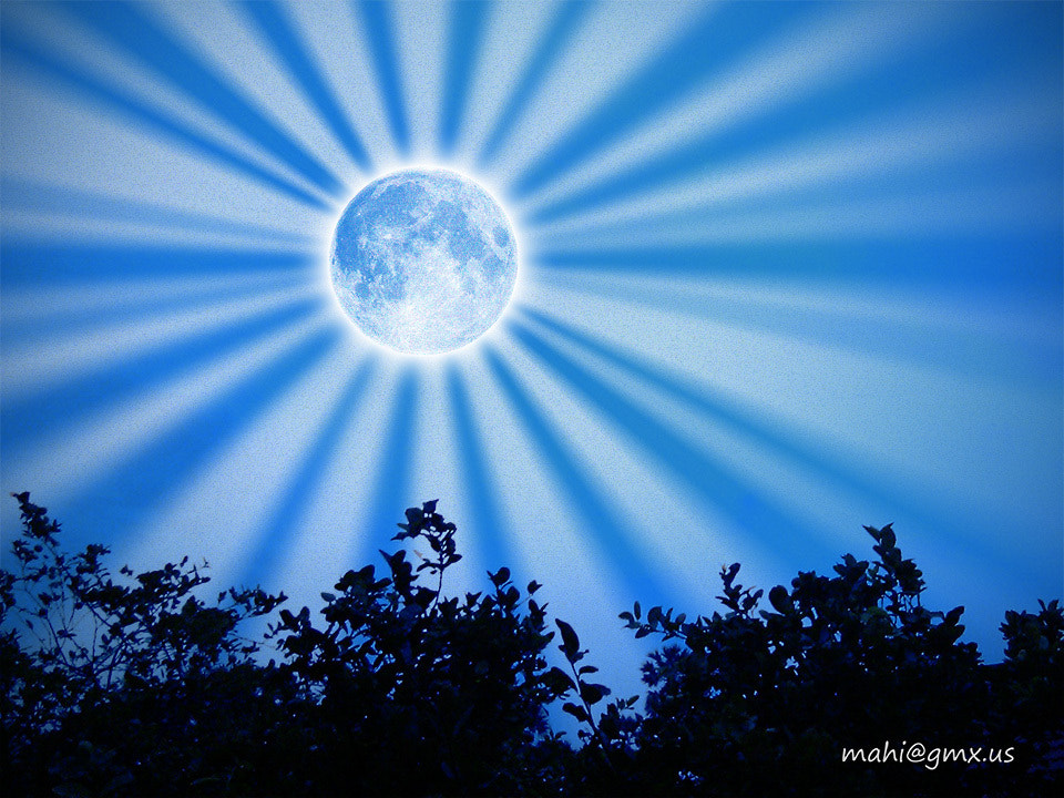 Photograph Moonlight... by Mahinthan So on 500px