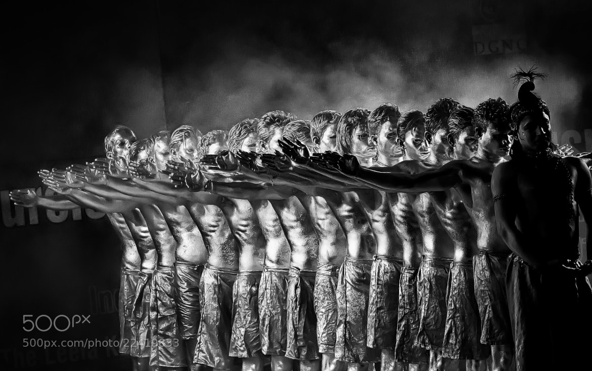 Photograph Prince Dance Group by Sreekumar  Mahadevan Pillai on 500px