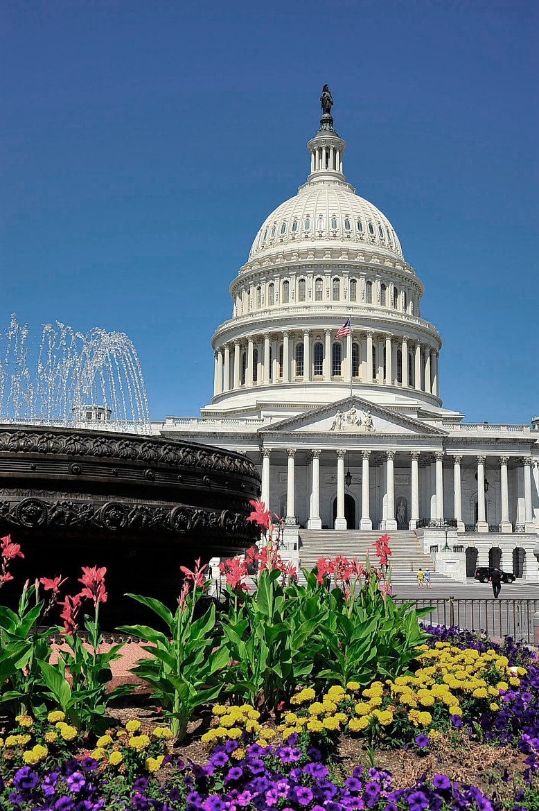 Photograph The US Capitol in Washington DC by Angelo Ferraris on 500px