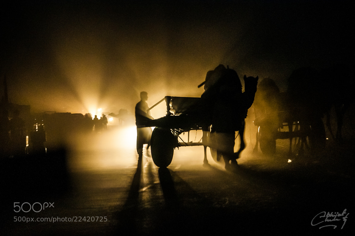 Photograph Dust by Abhijeet Chakravarty on 500px