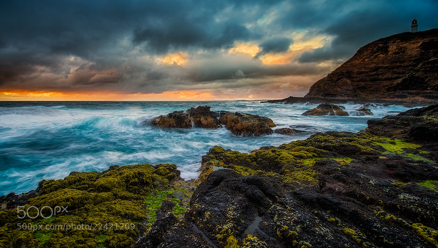 Photograph Cape Schanck by Lincoln Harrison on 500px
