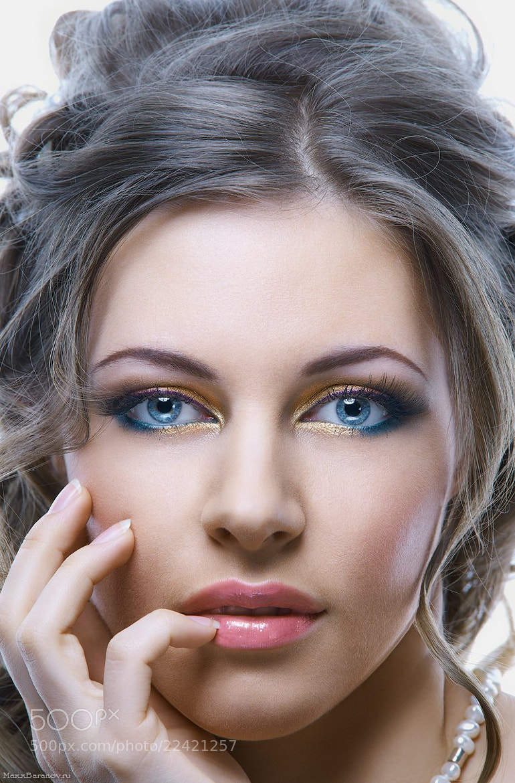 Photograph Ekaterina ... by Maxx Baranov on 500px