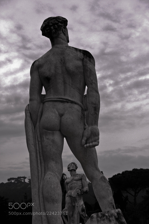 Photograph STADIO DEI MARMI 1 by Fulvio Porcu on 500px