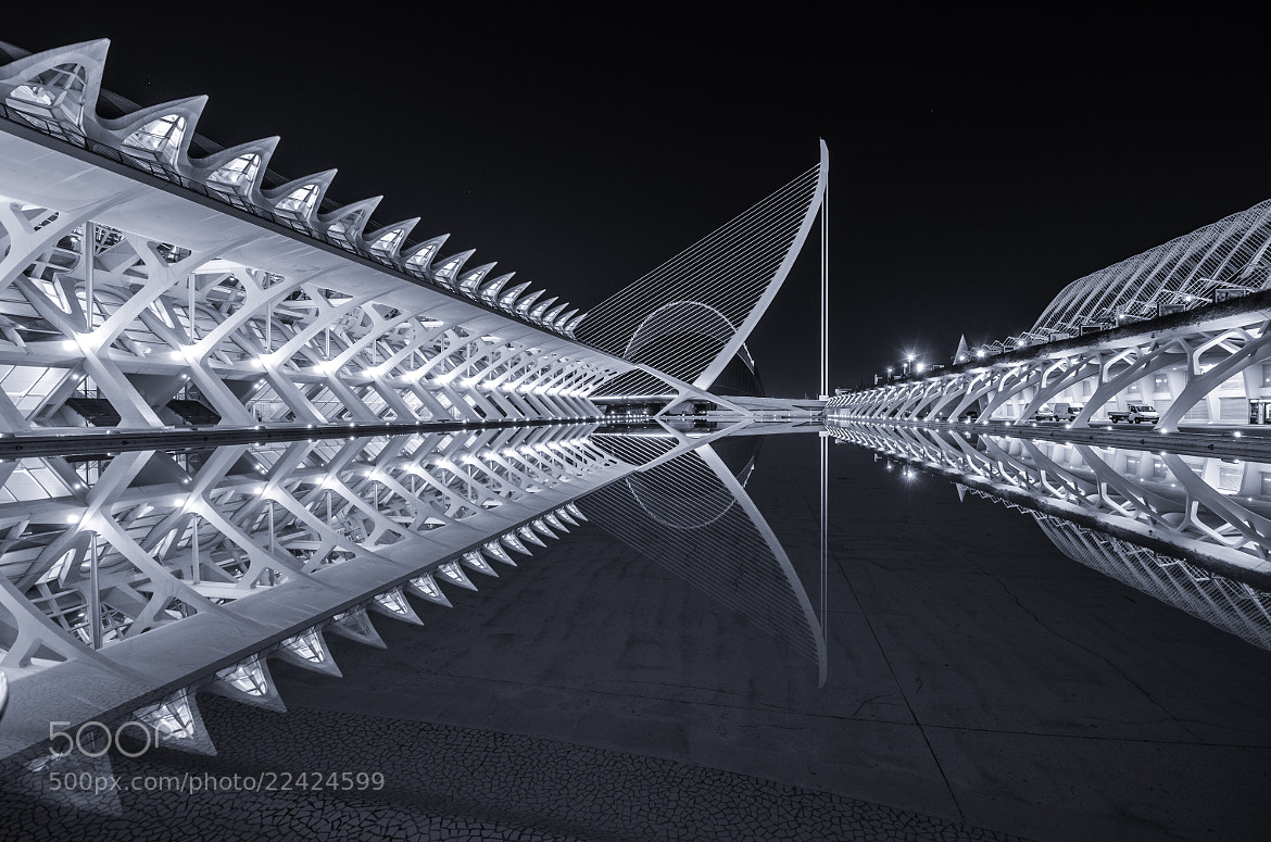 Photograph Back to the future by César Asensio Marco on 500px