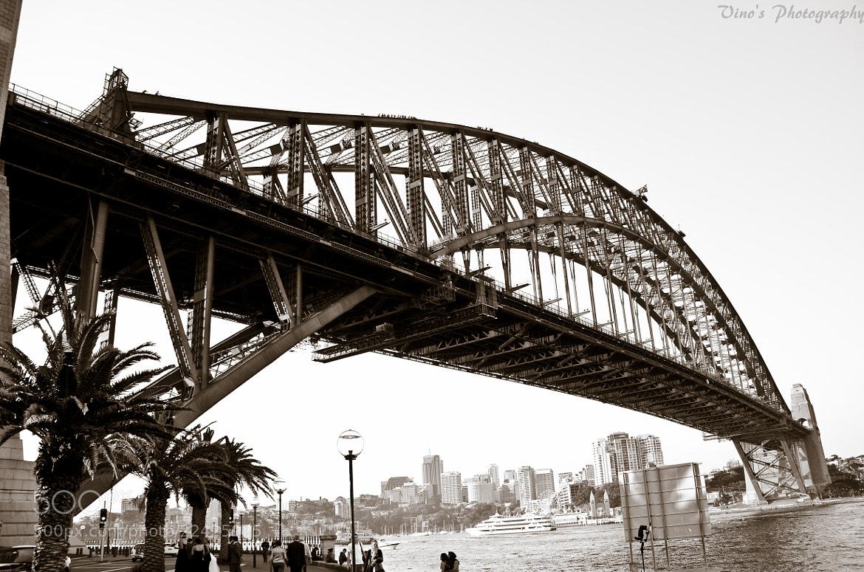 Photograph Harbour Bridge, Sydney by Vinoth Kumar on 500px