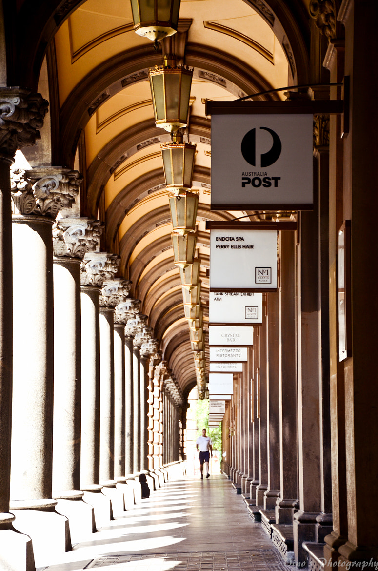 Photograph Australia Post, Sydney CBD by Vinoth Kumar on 500px
