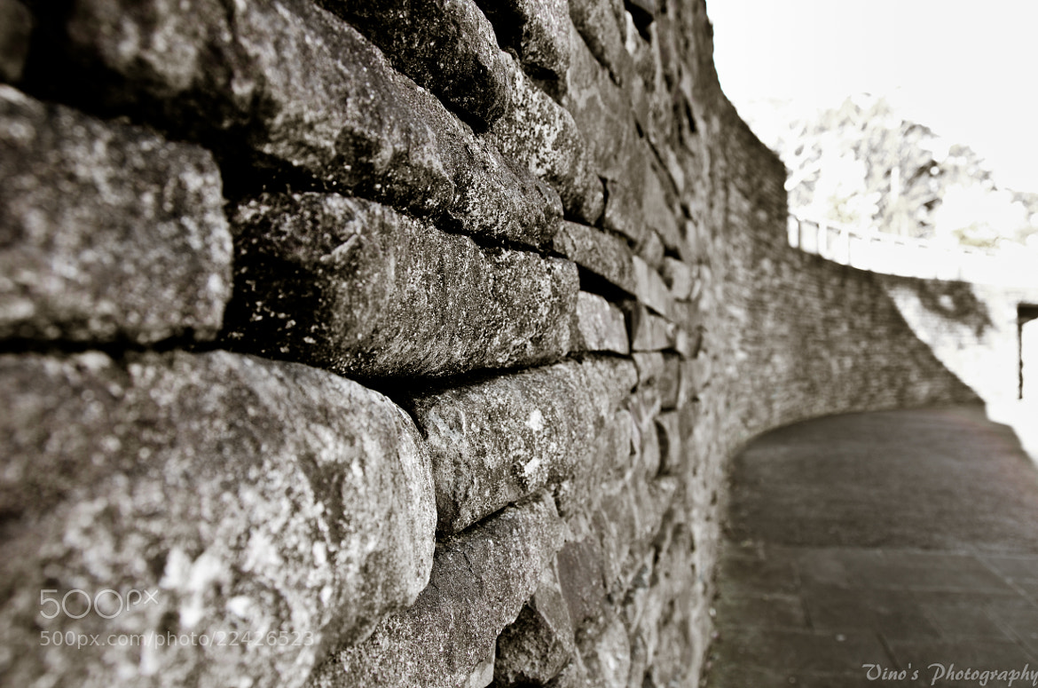 Photograph Patterns in wall by Vinoth Kumar on 500px