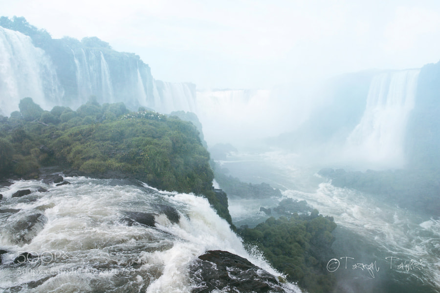 Photograph Iguazu Falls by Tazran Tanmizi on 500px
