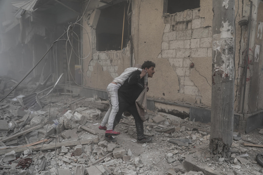 Survivors of Death! by Sameer Al-Doumy on 500px.com