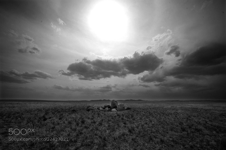Photograph Lone Rocks by Tem Erdenebat on 500px