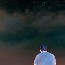 #noche #estrellas #nubes #largaexposicion #salamanca #castillayleon #españa #night #stars #clouds...
