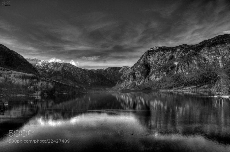 Photograph Lake Bohinj by Jernej Kovac on 500px