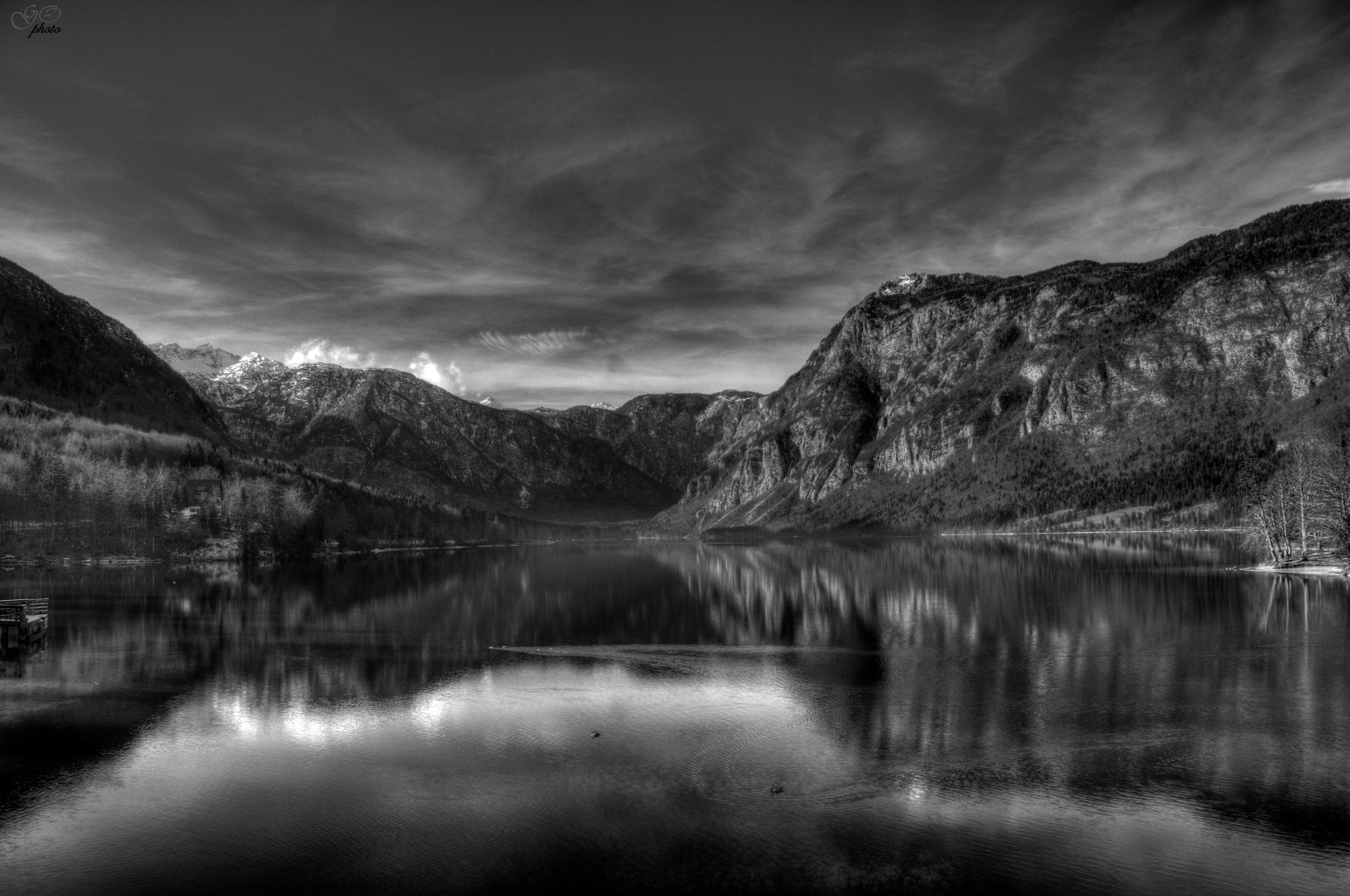 Photograph Lake Bohinj by Jernej Kovac on 500px