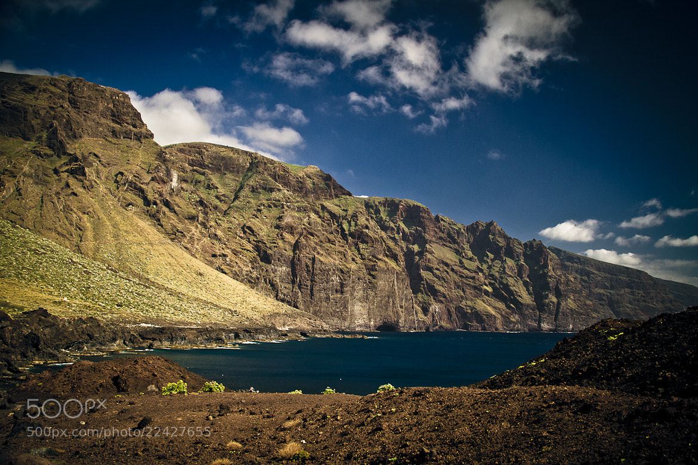 Photograph Los Gigantes, Tenerife by Jernej Kovac on 500px