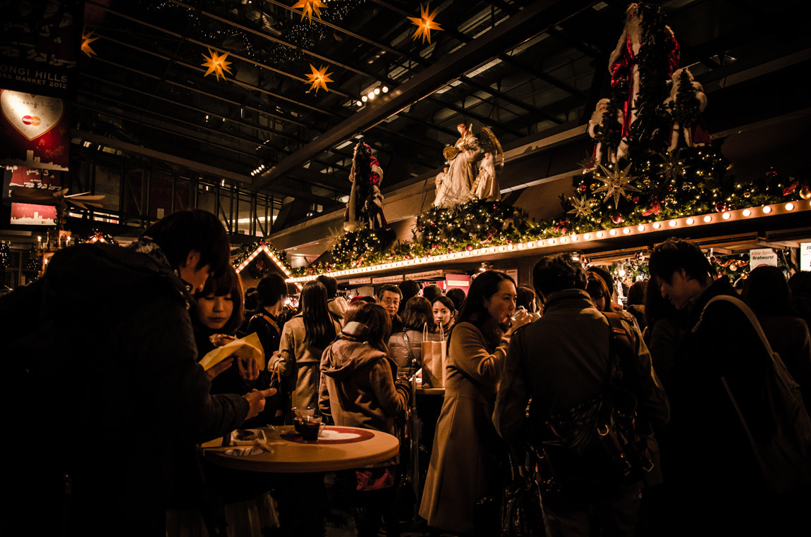 Photograph Christmas in Roppongi by Alessandro Baffa on 500px