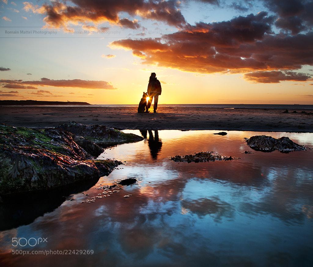 Photograph Best Friends Sunset II by Romain Matteï on 500px