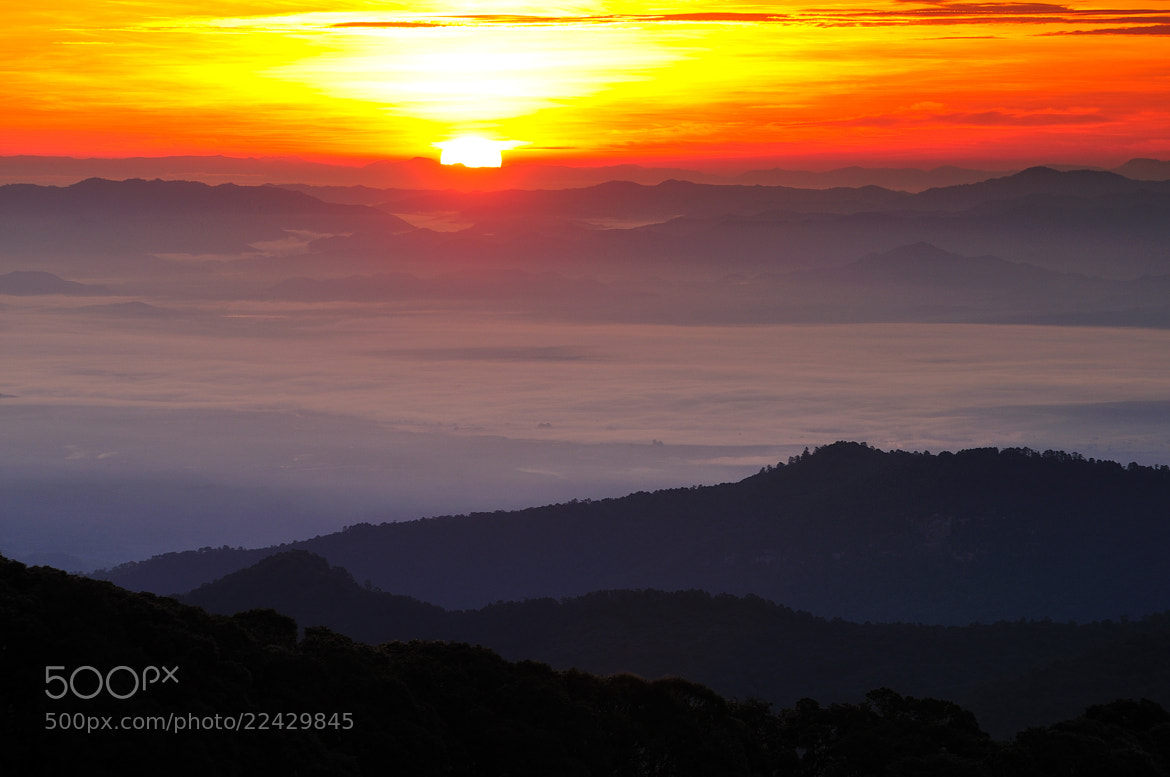Photograph First Touch 2,300 m by Photos of Thailand .... on 500px