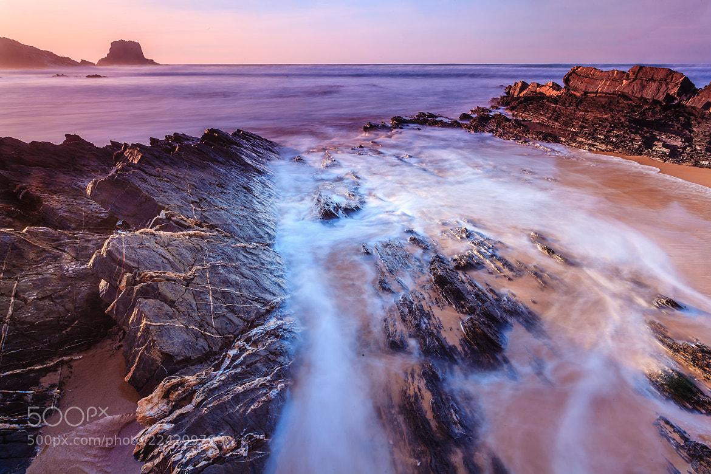 Photograph Zambujeira do Mar by Stefan Betz on 500px