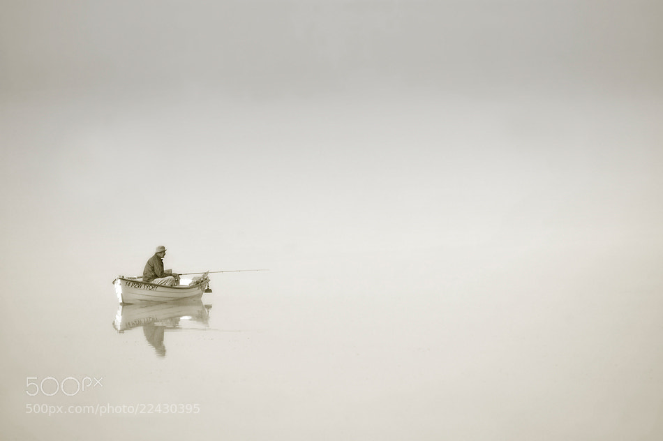 Photograph Lazy fishing by Marcin Sobas on 500px