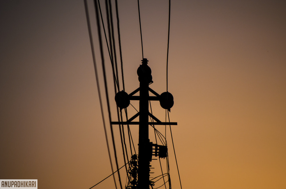 Photograph Electricity by Anup Adhikari on 500px