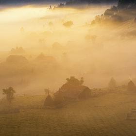 Mornings in Fundatura by Bogdan D Photographer