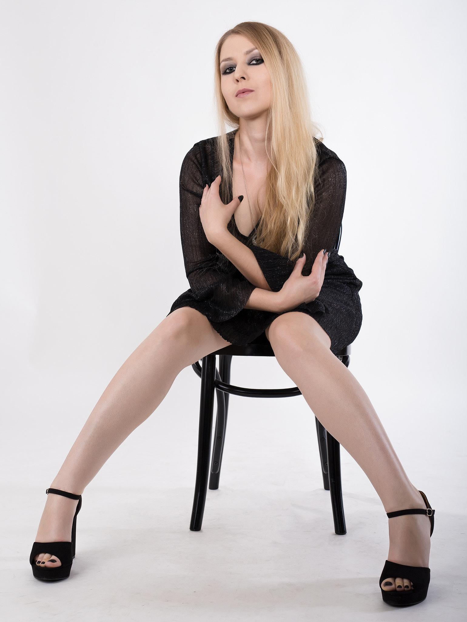 sex femme blonde