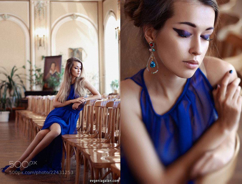 Photograph Marina by Evgenia Galan on 500px