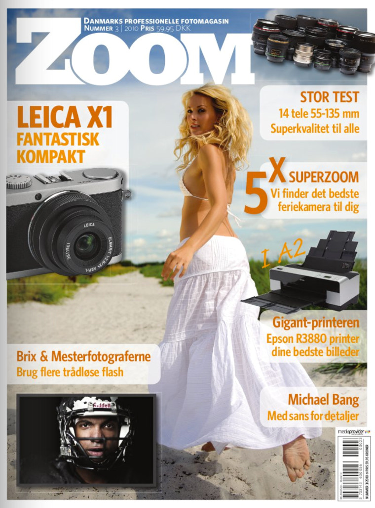 Photograph Cover ZOOM Magazine by Michael Bang on 500px