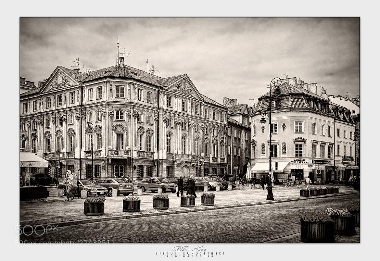 Photograph Streets of Warsaw by Viktor Korostynski on 500px