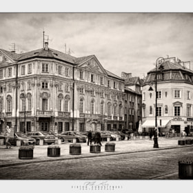 Streets of Warsaw by Viktor Korostynski (vikkor)) on 500px.com