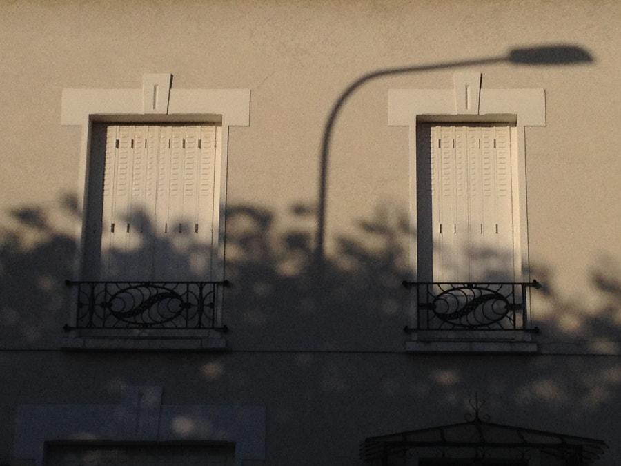 Le lampadaire (The street lamp) de Christine Druesne sur 500px.com
