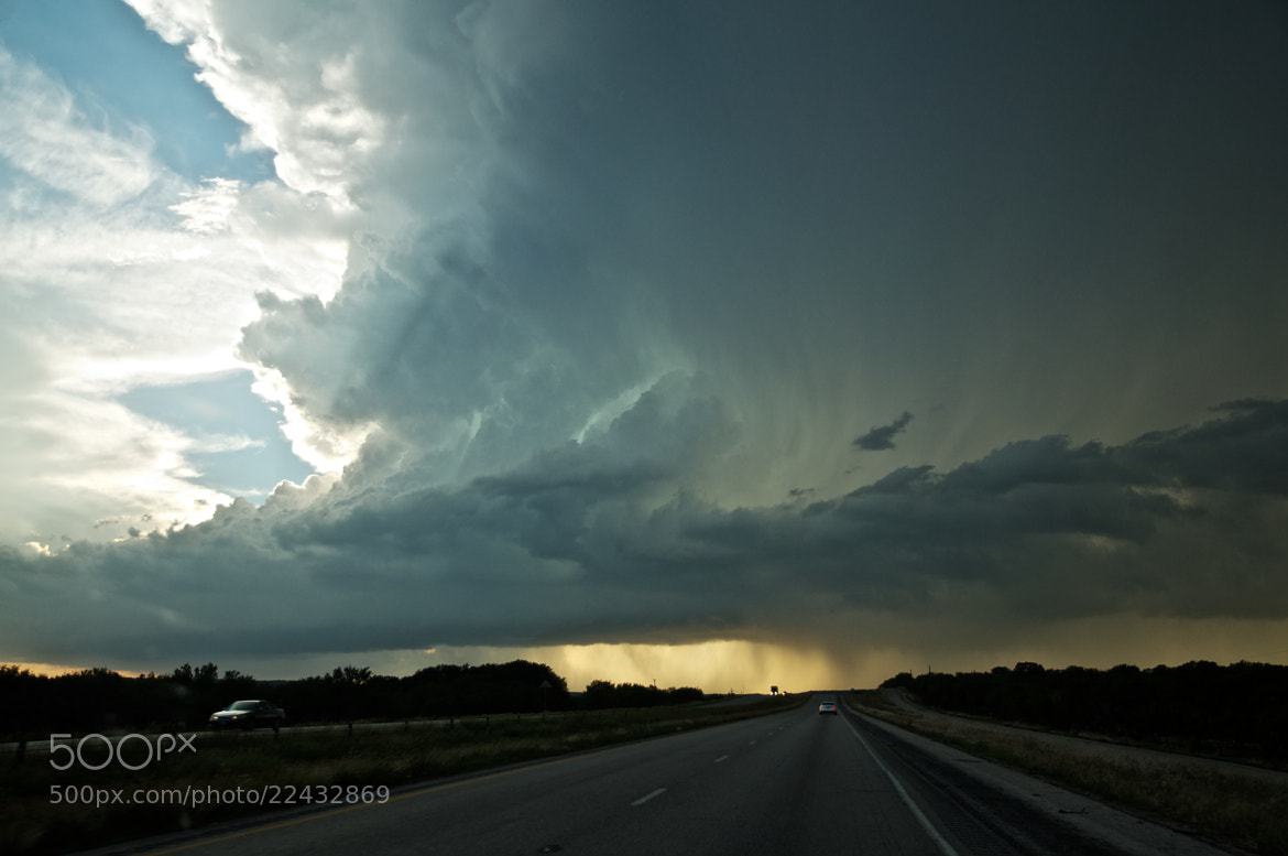 Photograph Facing the Storm by Heiko Köster on 500px