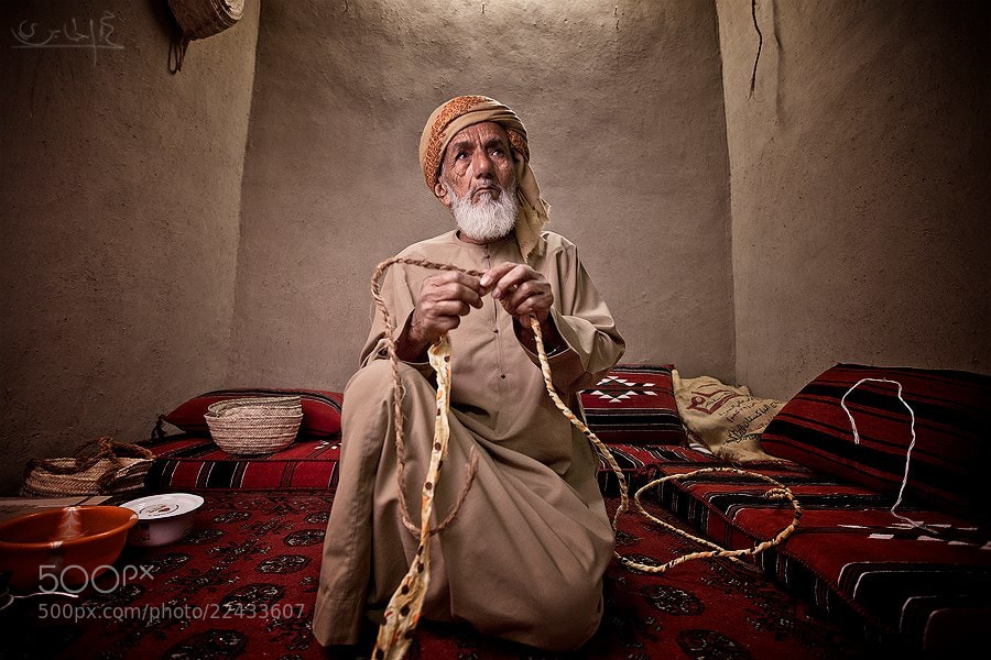 Photograph Old Man  by Mohamed Al Jaberi on 500px