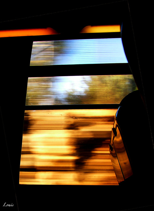 Photograph In the train by Louis Rafenomanjato on 500px