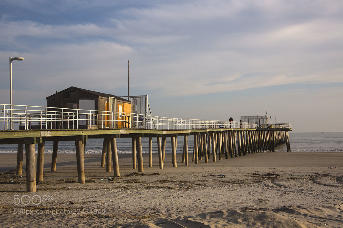 Photograph Ventnor Fishing Pier by Sonny Hamauchi on 500px