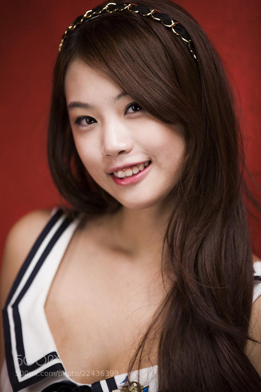 Photograph Korean cute girl by U-CK  on 500px