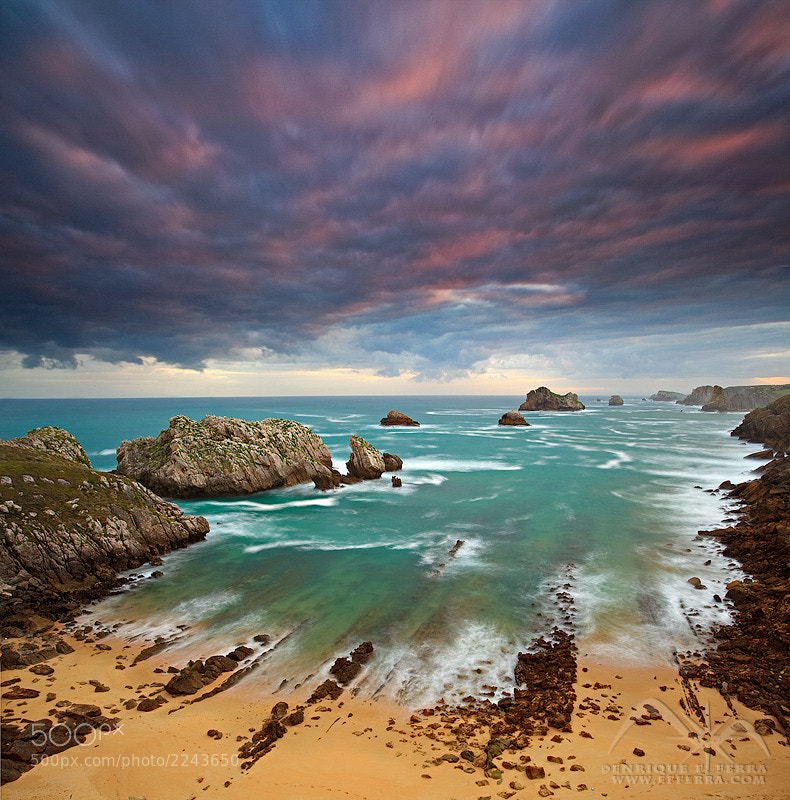 Photograph Rugged Coast by Enrique F. Ferrá on 500px