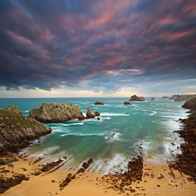 Rugged Coast by Enrique F. Ferrá (efferra)) on 500px.com