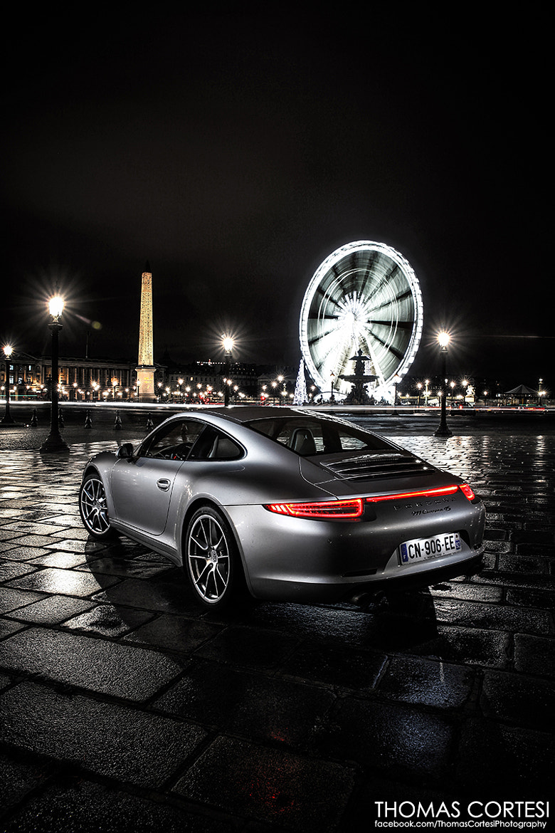 Photograph Porsche 911 Carrera 4S by Thomas Cortesi on 500px