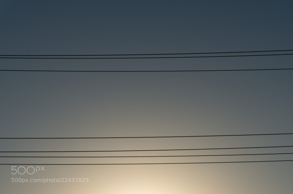 Photograph power lines by Kimberly Poppe on 500px