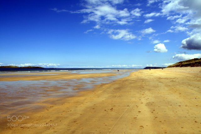 Photograph Beach by EWA CIEBIERA on 500px