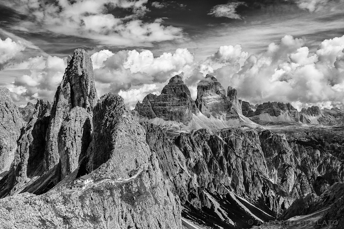 Photograph Cadini e Lavaredo by Alberto Bellato on 500px