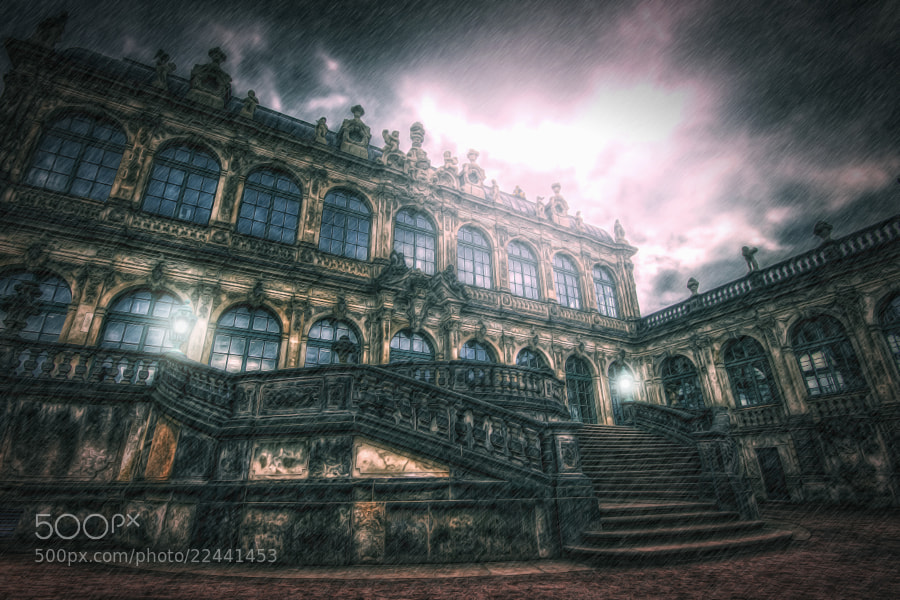 Photograph Zwinger by Jan Schättiger on 500px