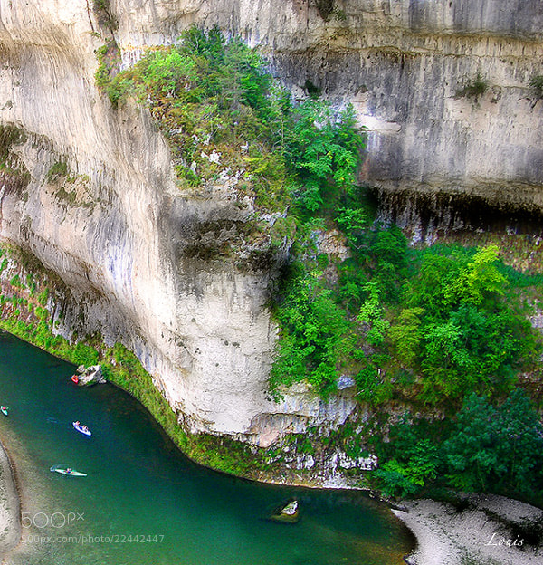 Photograph Gorges du Tarn - France by Louis Rafenomanjato on 500px