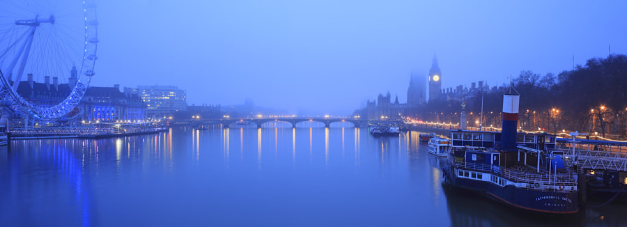 Misty Dawn, Westminster
